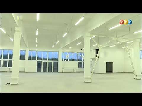 Bijušā Valmieras maizes kombināta vietā top biznesa centrs