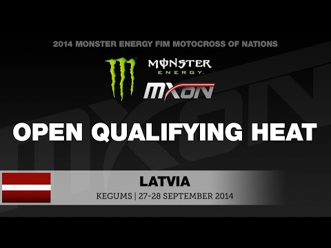 MXoN 2014 Open Qualifying Highlights - Monster Energy FIM Motocross of Nationss