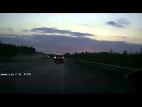Авария в Пермском крае