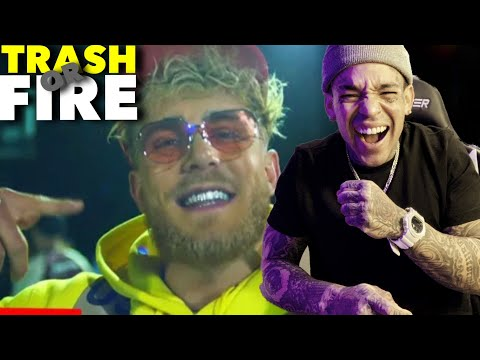 Jake Paul - Park South Freestyle (Official Music Video) Ft. Mike Tyson [reaction]