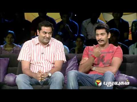 Manam Thirumbuthe - With Actor Arulnithi - Part 1