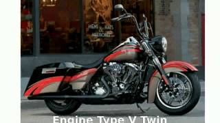 6. techracers - 2013 Harley-Davidson Road King Base - Review & Specification
