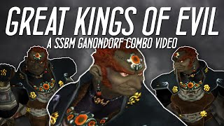 Great Kings of Evil – A SSBM Ganondorf Combo Video