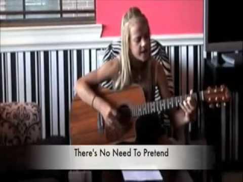 Tekst piosenki Payton Rae Burrows - Little Miss Perfect po polsku