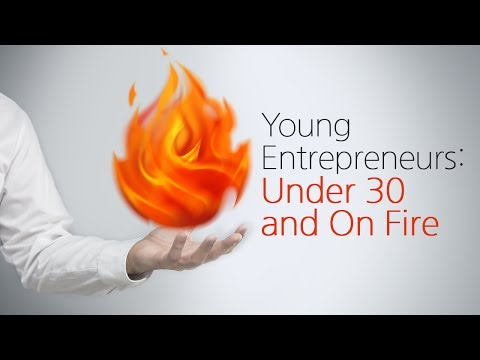 Event: Under 30 and On Fire Young Entrepreneurs