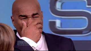 Download Lagu Steve Harvey Breaks Down After Seeing His Mama's House Mp3