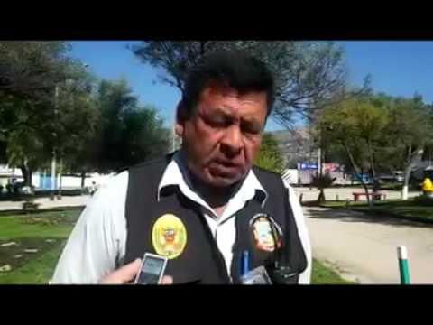 """En operativo a """"Fiesta Semáforo"""" Serenazgo del distrito Jesús Nazareno encuentra réplica de arma de fuego"""
