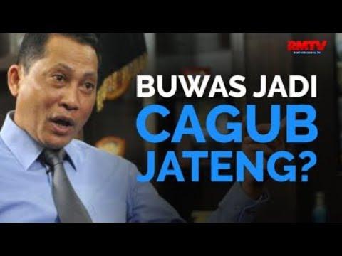 Buwas Jadi Cagub Jateng?