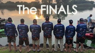 Fishing the WORLD'S BIGGEST Bass Tournament. - Final Day in SOUTH AFRICA