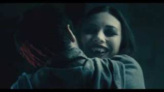Olga Kurylenko Is Sucking Elijah Wood Blood    Vampire Love