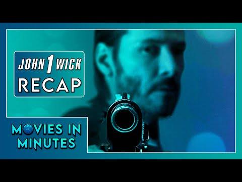 JOHN WICK in 4 minutes (Movie Recap)