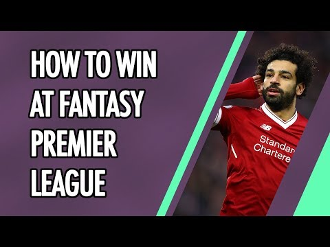 How to WIN at Fantasy Premier League (FPL)