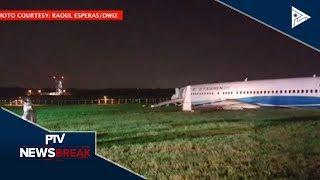 Video NEWS BREAK   Commercial airplane ng China, sumadsad sa NAIA; Ilang flights, kanselado MP3, 3GP, MP4, WEBM, AVI, FLV September 2018