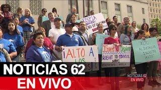 Inquilinos solicitan ley que los proteja del desalojo. – Noticias 62. - Thumbnail
