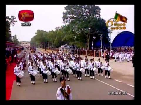 64th National Independence Day Celebration Of Sri Lanka Live From Anuradhapura Part 07