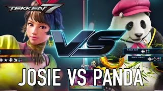 Josie VS Panda