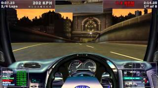 Need for Speed III: Hot Pursuit: Single Race: Empire [Fastest Track Time] (PC) by Bartjaah