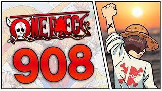 ONE PIECE 908 MANGA CHAPTER LIVE REACTION | ワンピース #LONGLIVETHEKING