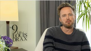 Nonton Aaron Paul Interview for The 9th Life Of Louis Drax   Extra Butter Film Subtitle Indonesia Streaming Movie Download