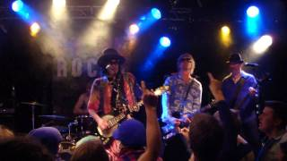 Ginger & Friends feat. Andy McCoy & Nasty Suicide @ On The Rocks, Helsinki 3/12/2011