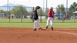 First Baseball Tournament with New Bat
