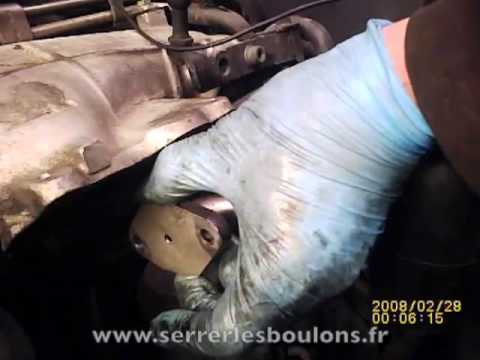 comment demonter vanne egr opel corsa c