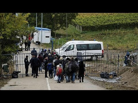 Κροατία: Εναλλακτική διαδρομή για τους πρόσφυγες λόγω χειμώνα