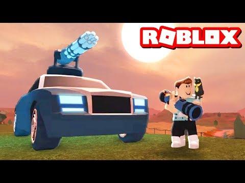 THE BIGGEST JAILBREAK UPDATE!! (Crime Boss / Weapons Update in Roblox Jailbreak) (видео)