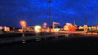 Newton (KS) United States  city photos gallery : Trains in Newton, Ks & Wichita, Ks (In HD)