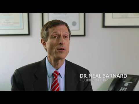 Dr. Neal Barnard says NO to a Low-Carb Diet!