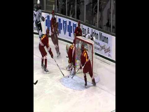 Hockey Goaltender Pat Nagle Post Game2 12/4/10