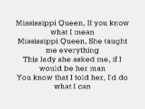 Mississippi Queen - Mississippi Queen plz rate and comment !!!!!!