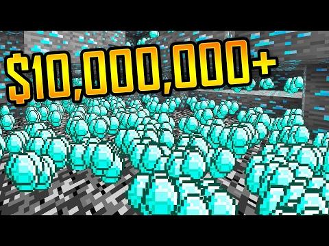 10 MILLION IN THE BANK...! (видео)