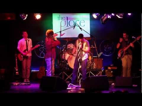 Violapolvere Le cose lasciate a metà feat. Simone Patrizi live @ The Place 3 maggio 2011