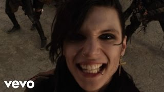 Black Veil Brides music video In The End