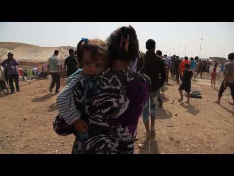 Iraq: Temporary Shelter for Syria's Refugees