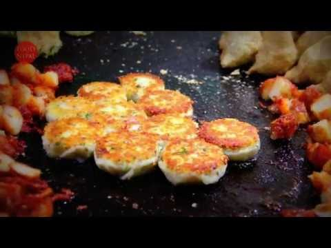 (Potato Cutlet - Chat Masala - Spicy Delicious Chaat - Food Nepal - Duration: 2 minutes, 48 seconds.)