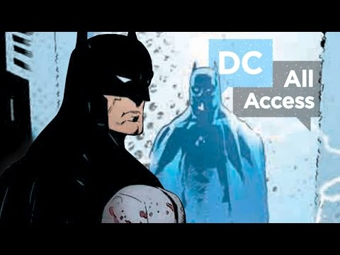 robin - It's a huge week, and DC All Access will be covering every single day of it. In this exclusive new DC All Access Comic-Con clip, Tiffany talks with Batman an...