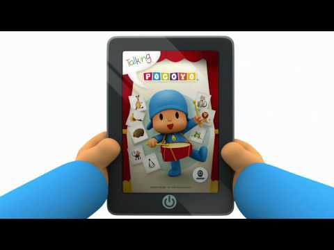 Talking Pocoyo!