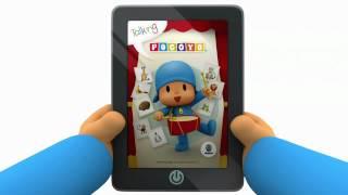 🎮 POCOYÓ GAMEPLAY - Talking Pocoyo!   CARTOON GAMES for kids