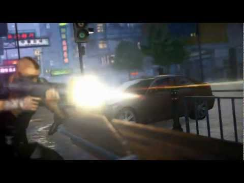 Sleeping Dogs Gameplay Highlight: Shooting (UK)