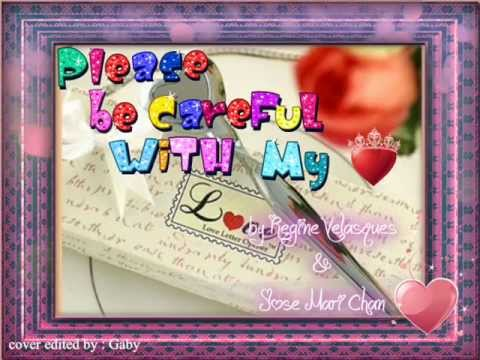please be careful with my heart lyric