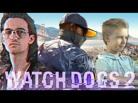 МАМ КУПИ WATCH DOGS 2