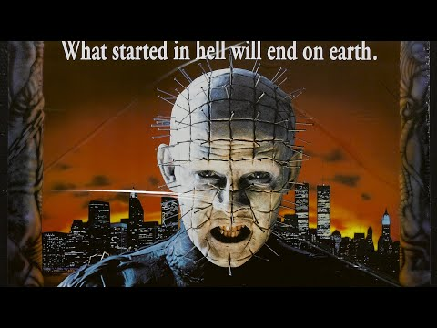 Hellraiser III: Hell on Earth 1992 Movie Review