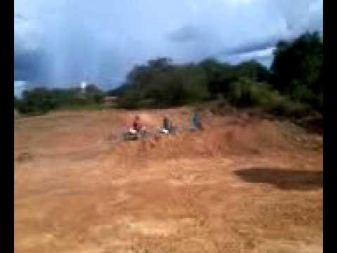 show de motocross em coivaras