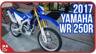 3. 2017 Yamaha WR 250R | First Ride
