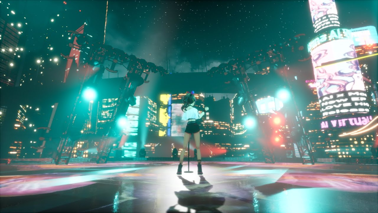 "Kizuna AI Virtual US Tour DAY2 ""Virtual Live From NY""  ダイジェスト映像"