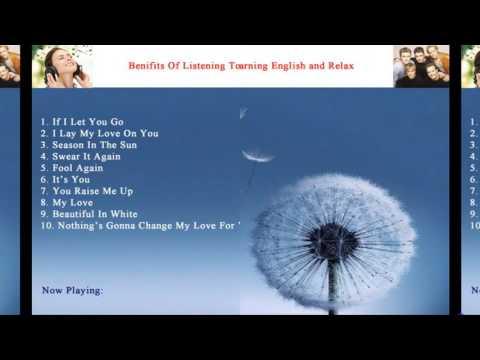 Những bài hát tiếng anh hay nhất phần 1 - Best English Songs