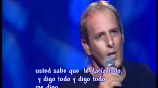 Michael bolton   ' When a man Loves a woman ' subtitulada en espaol