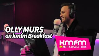 Olly Murs On Moves, Shaggy, The Voice And Toilet Roll!